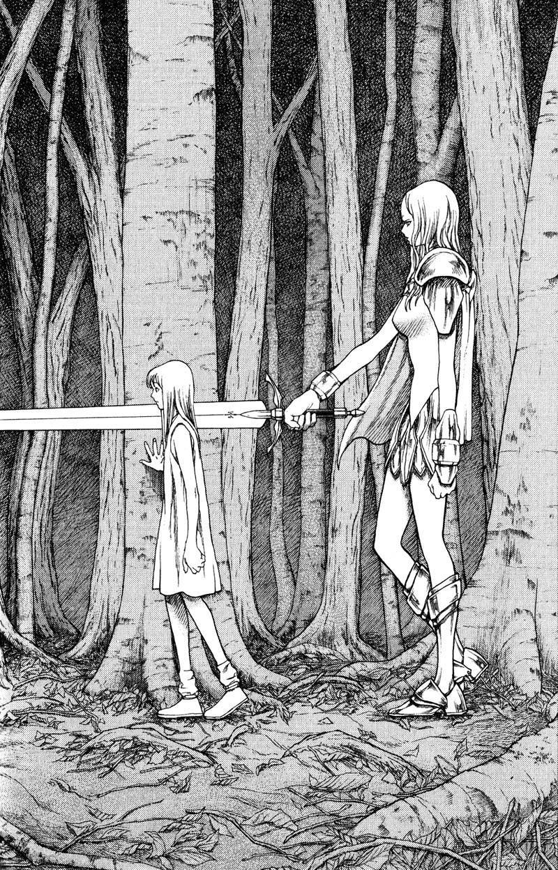 Claymore, Chapter 13 image 019