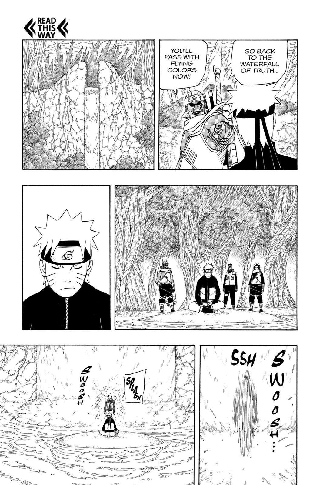 Naruto, Chapter 495 image 012