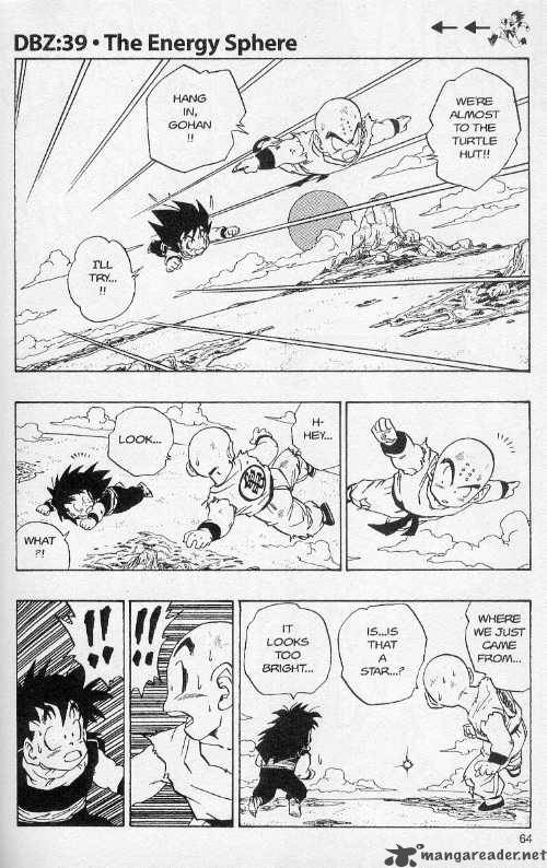 Dragon Ball, Chapter 233 image 001