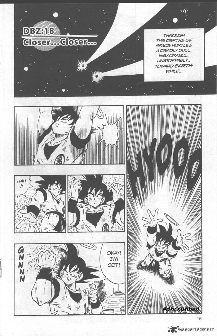 Dragon Ball, Chapter 212 image 001