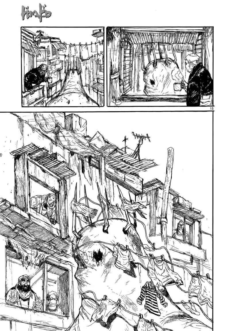 Dorohedoro, Chapter 150 image 017