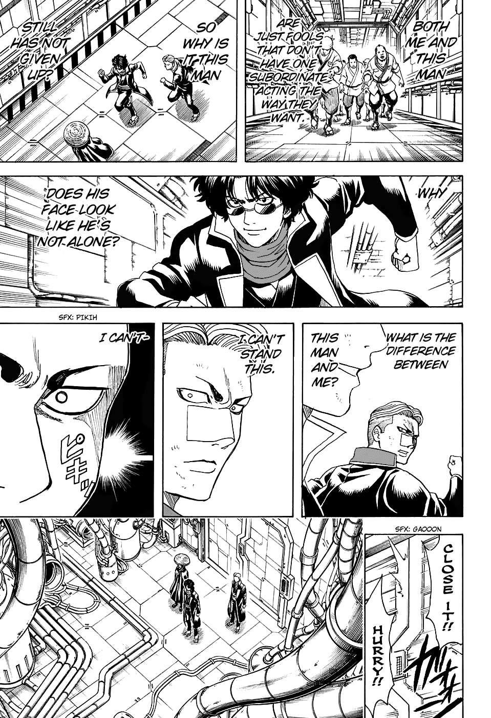 Gintama Chapter, 566 image 015