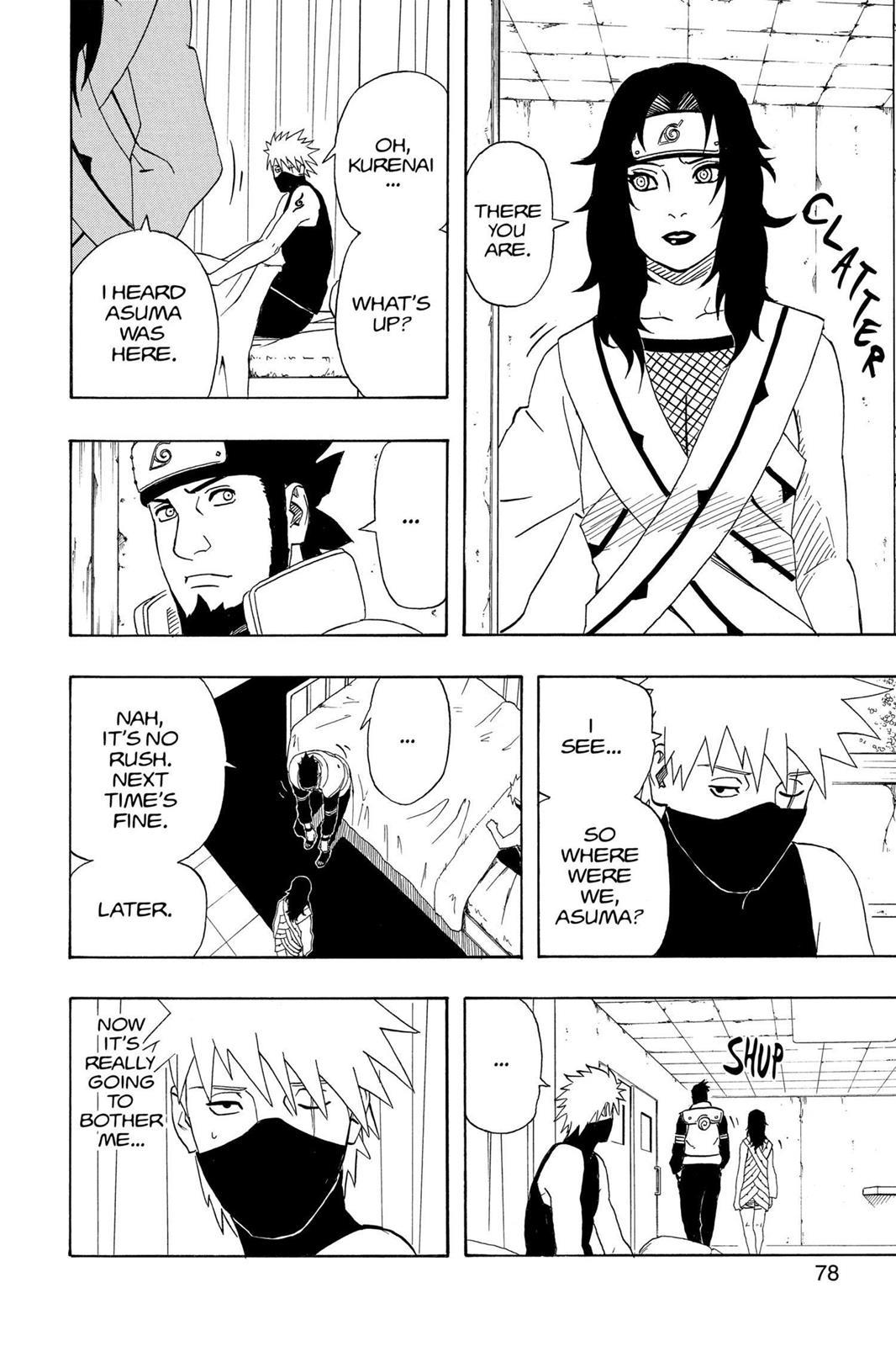 Naruto, Chapter 313 image 013