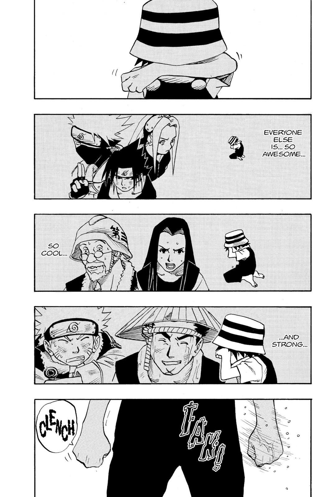 Naruto, Chapter 23 image 009