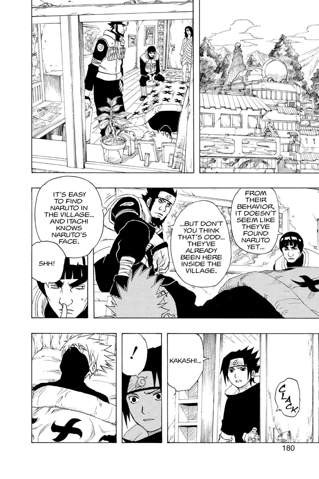 Naruto, Chapter 144 image 010