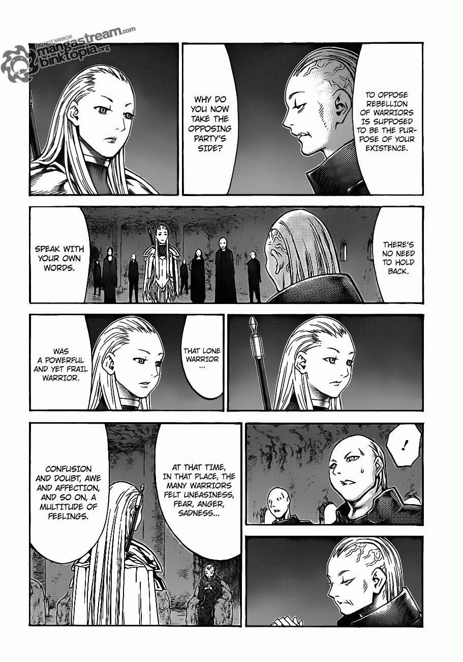 Claymore, Chapter 114 image 013