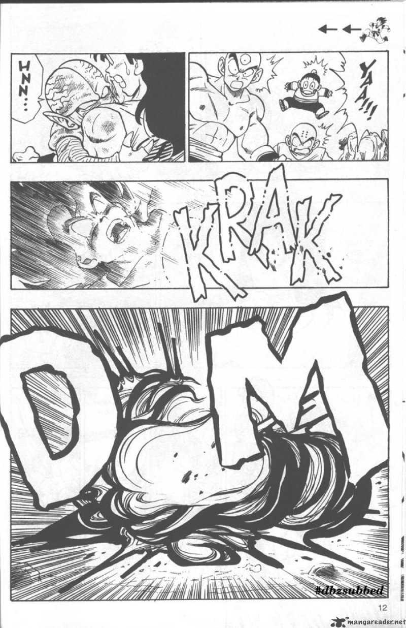 Dragon Ball, Chapter 215 image 012