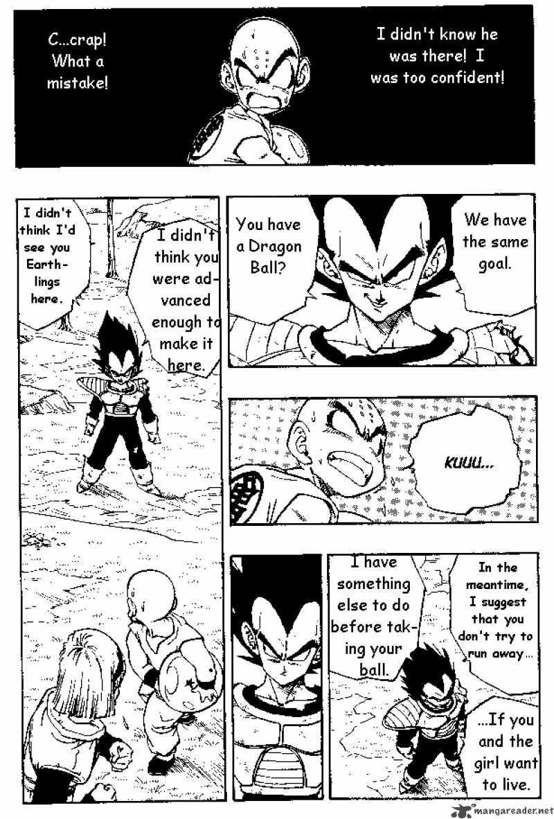 Dragon Ball, Chapter 267 image 008