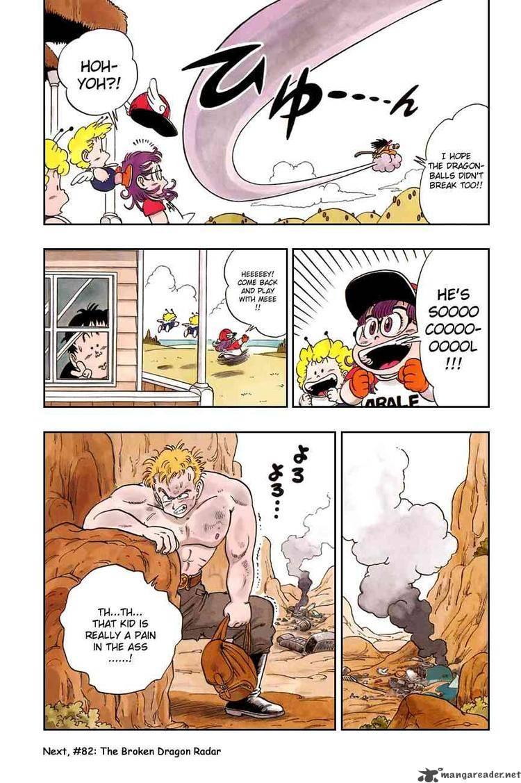 Dragon Ball, Chapter 81 image 015