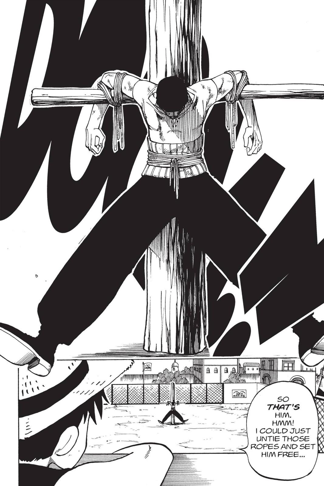 One Piece, Chapter 3 image 008