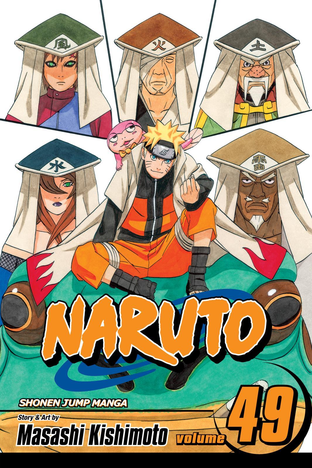 Naruto, Chapter 454 image 001