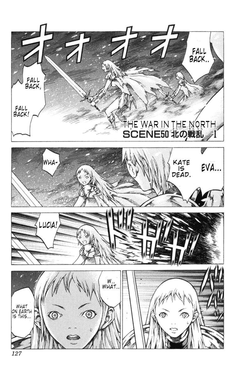 Claymore, Chapter 50 image 001