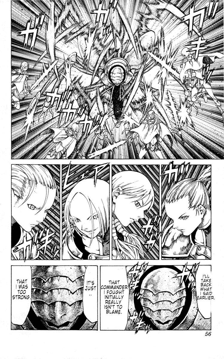 Claymore, Chapter 53 image 017