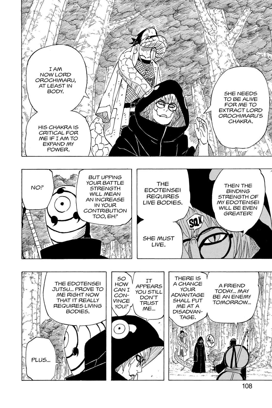 Naruto, Chapter 520 image 007