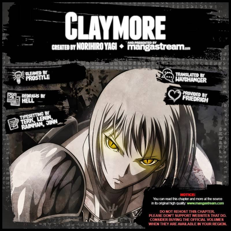 Claymore, Chapter 143 image 002