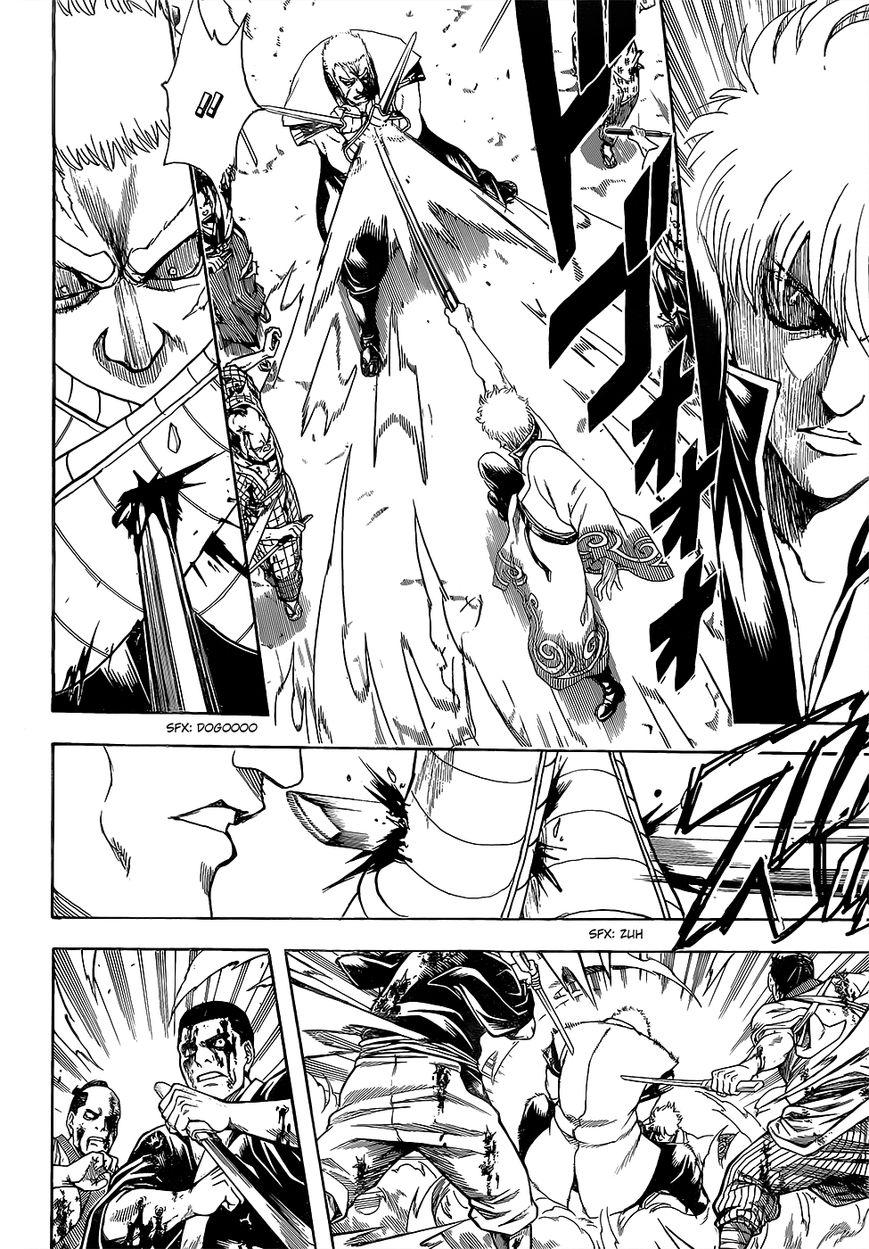 Gintama Chapter, 604 image 004