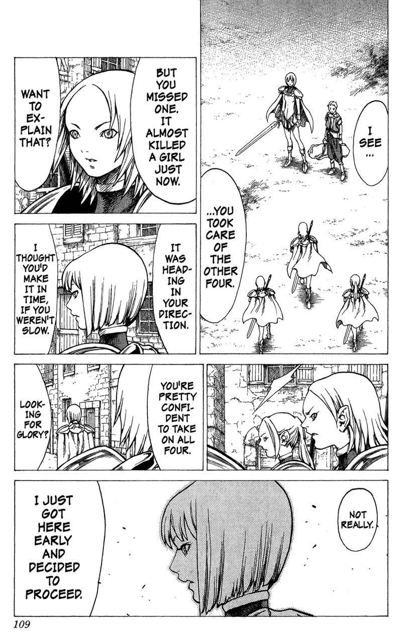 Claymore, Chapter 25 image 007