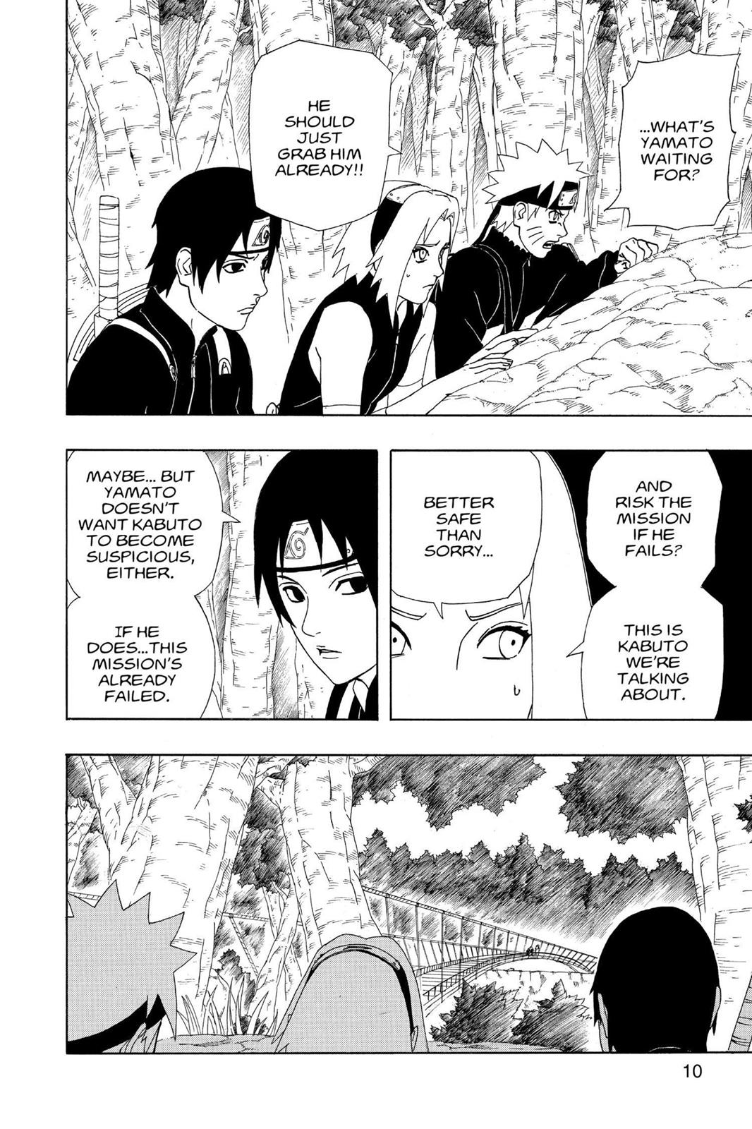 Naruto, Chapter 290 image 011
