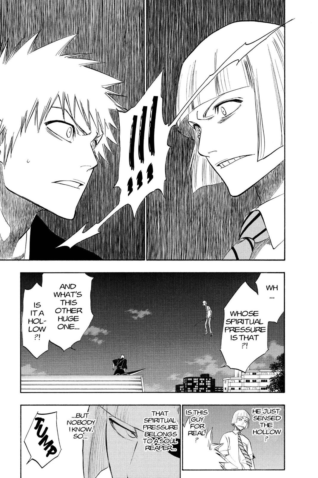 Bleach, Chapter 187 image 003