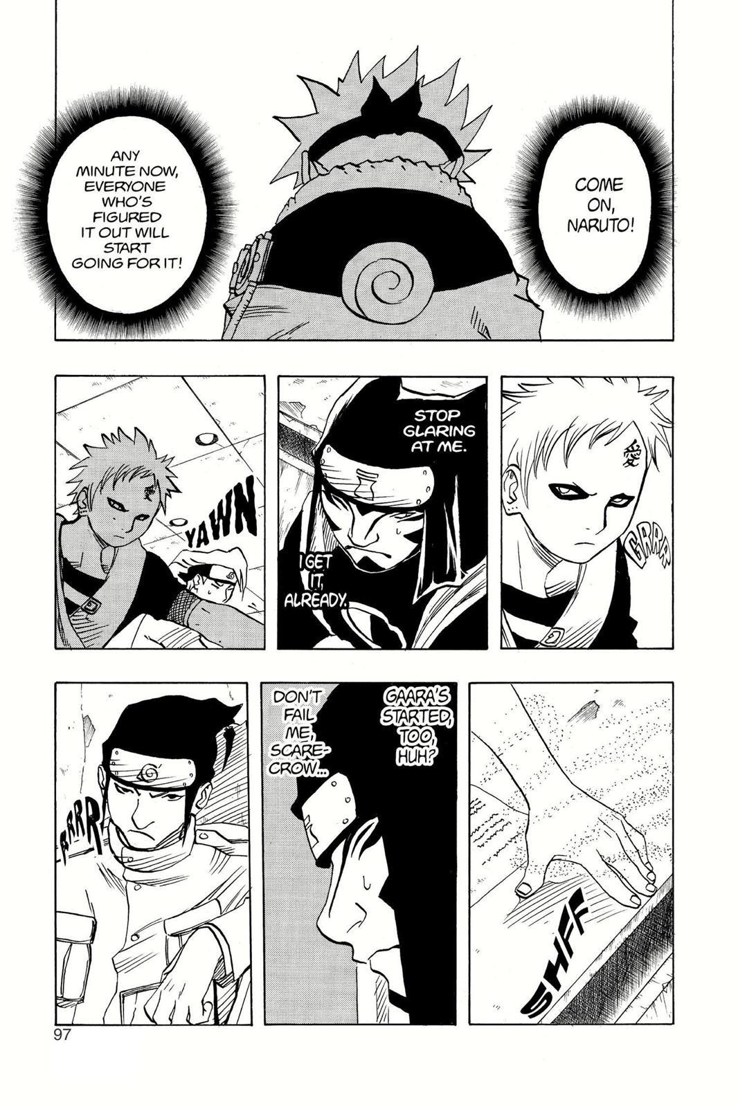 Naruto, Chapter 41 image 013