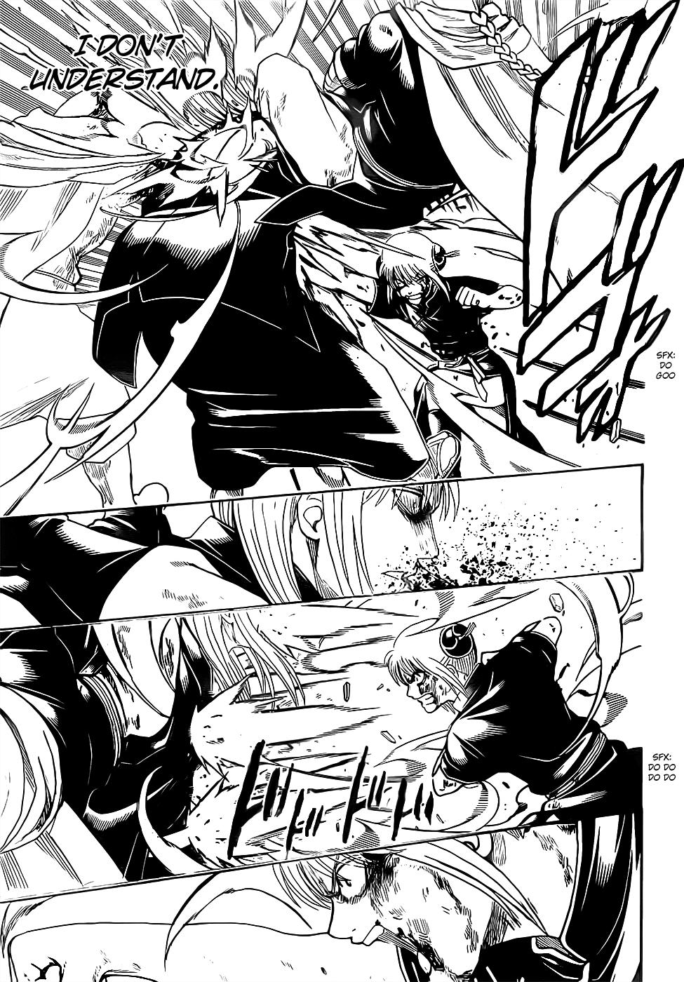 Gintama Chapter, 667 image 011