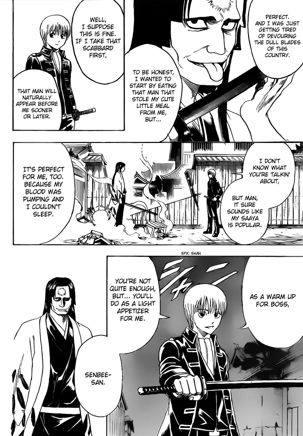 Gintama Chapter, 426 image 010