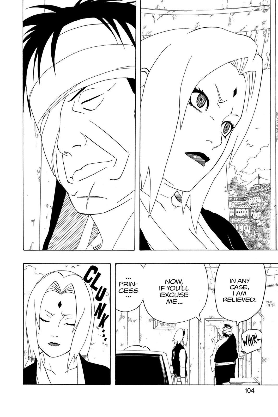 Naruto, Chapter 285 image 016