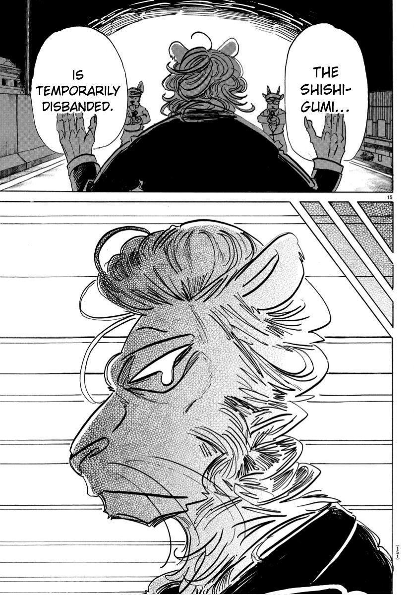 Beastars Manga, Chapter 186 image 014