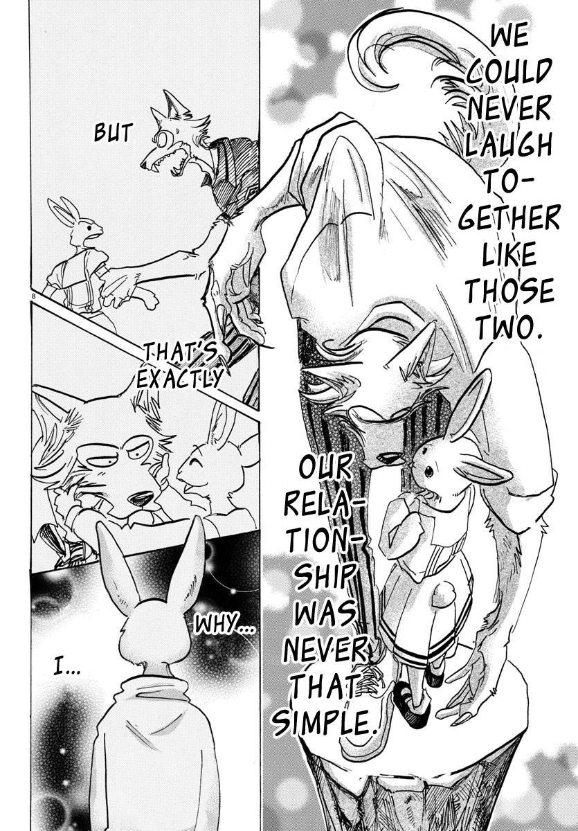 Beastars Manga, Chapter 119 image 008