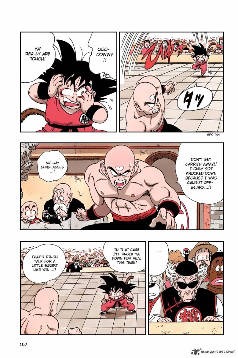 Dragon Ball, Chapter 130 image 011