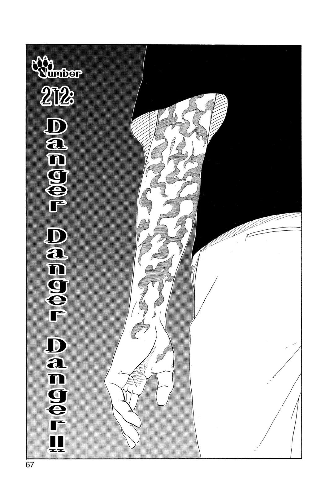 Naruto, Chapter 212 image 001