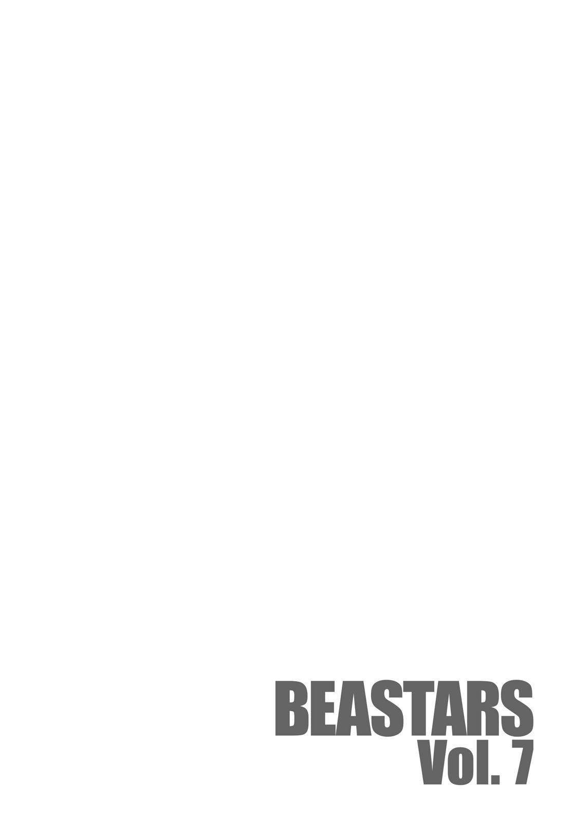 Beastars Manga, Chapter 59 image 002