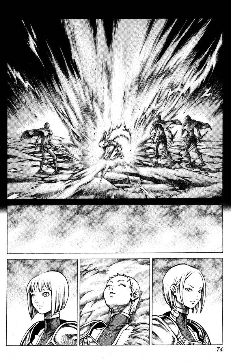 Claymore, Chapter 30 image 005