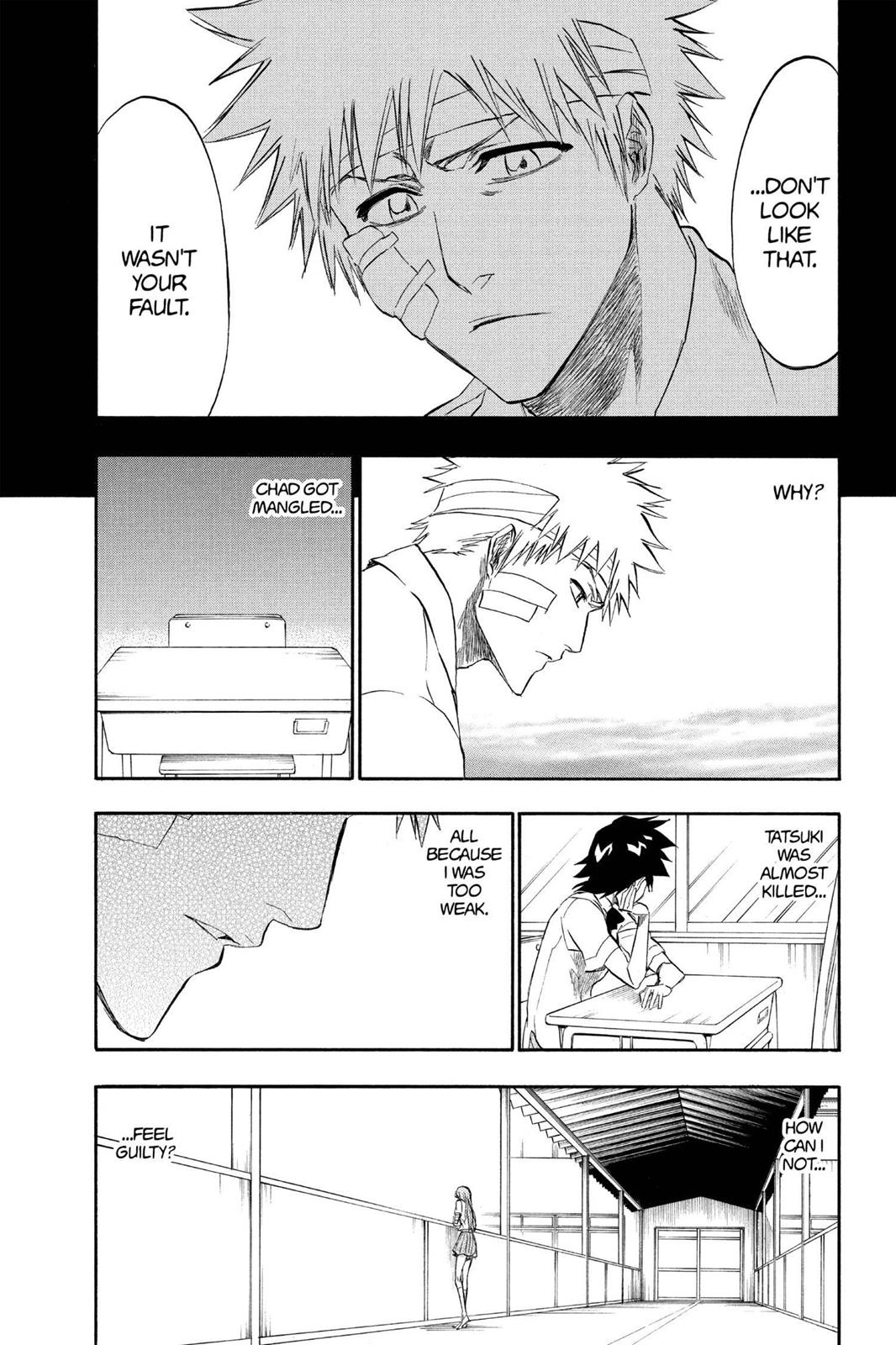 Bleach, Chapter 195 image 008