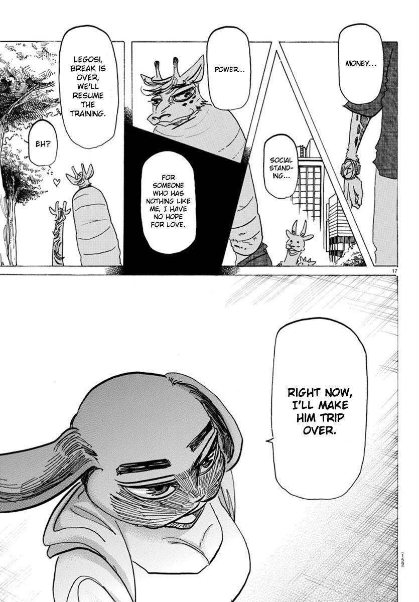 Beastars Manga, Chapter 169 image 016