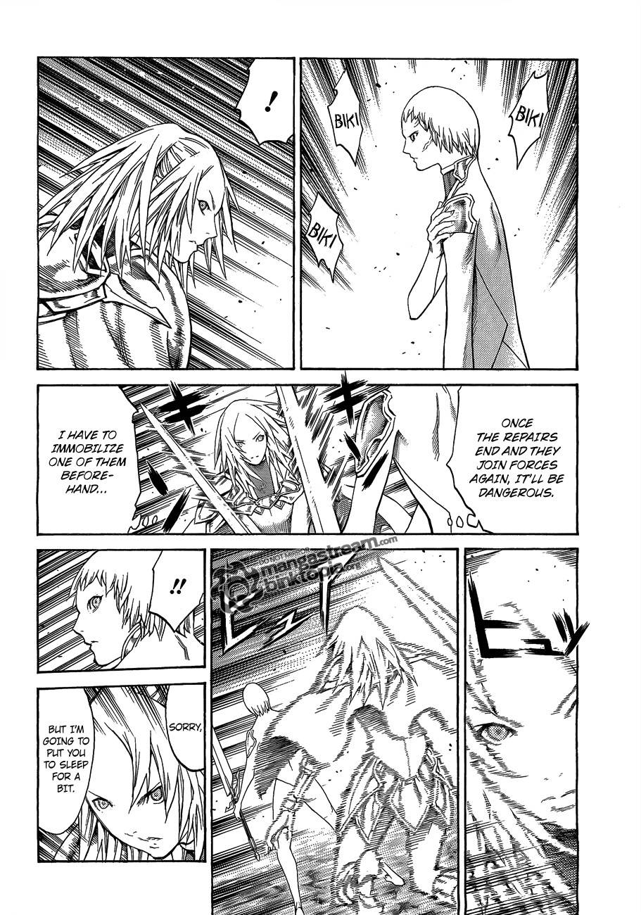 Claymore, Chapter 107 image 019
