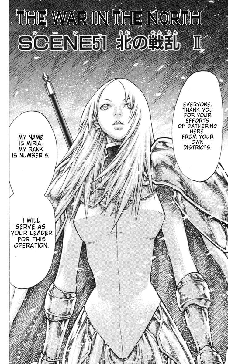 Claymore, Chapter 51 image 002