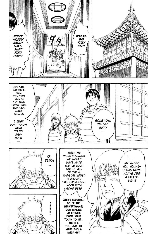Gintama Chapter, 178 image 016