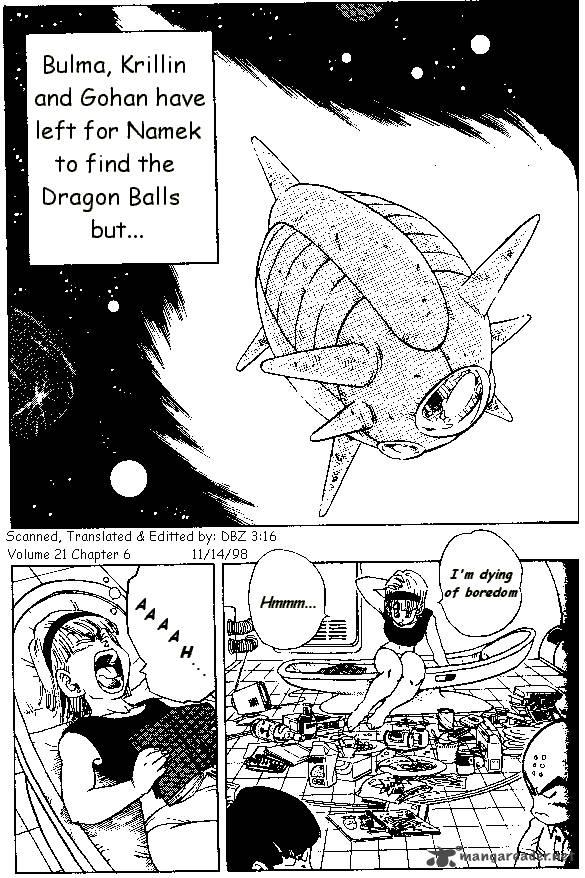 Dragon Ball, Chapter 246 image 001