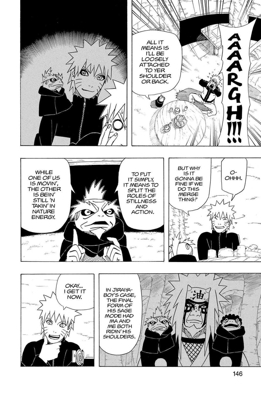 Naruto, Chapter 420 image 012