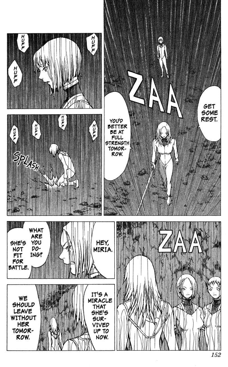 Claymore, Chapter 26 image 019
