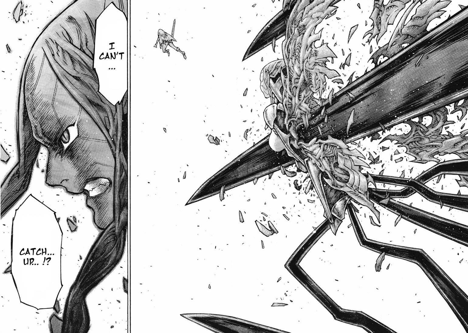 Claymore, Chapter 125 image 005