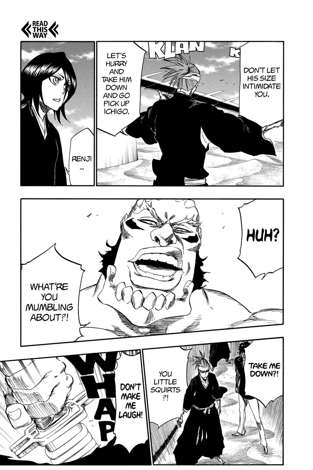 Bleach, Chapter 354 image 011