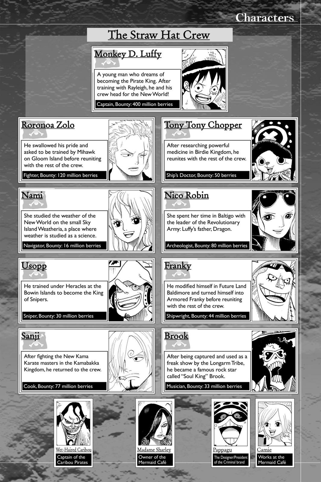 One Piece, Chapter 615 image 005