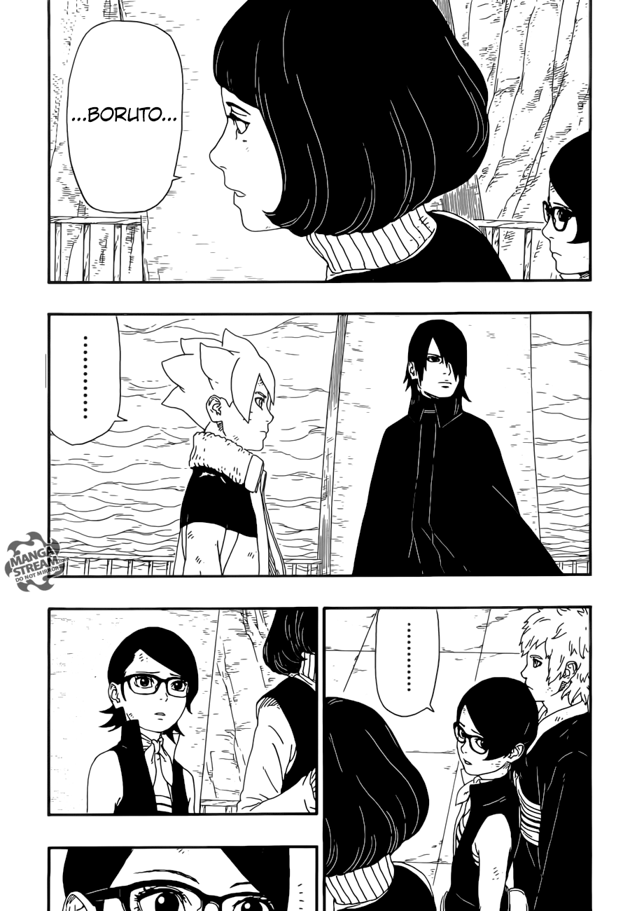 Boruto Manga, Chapter 6 image 041