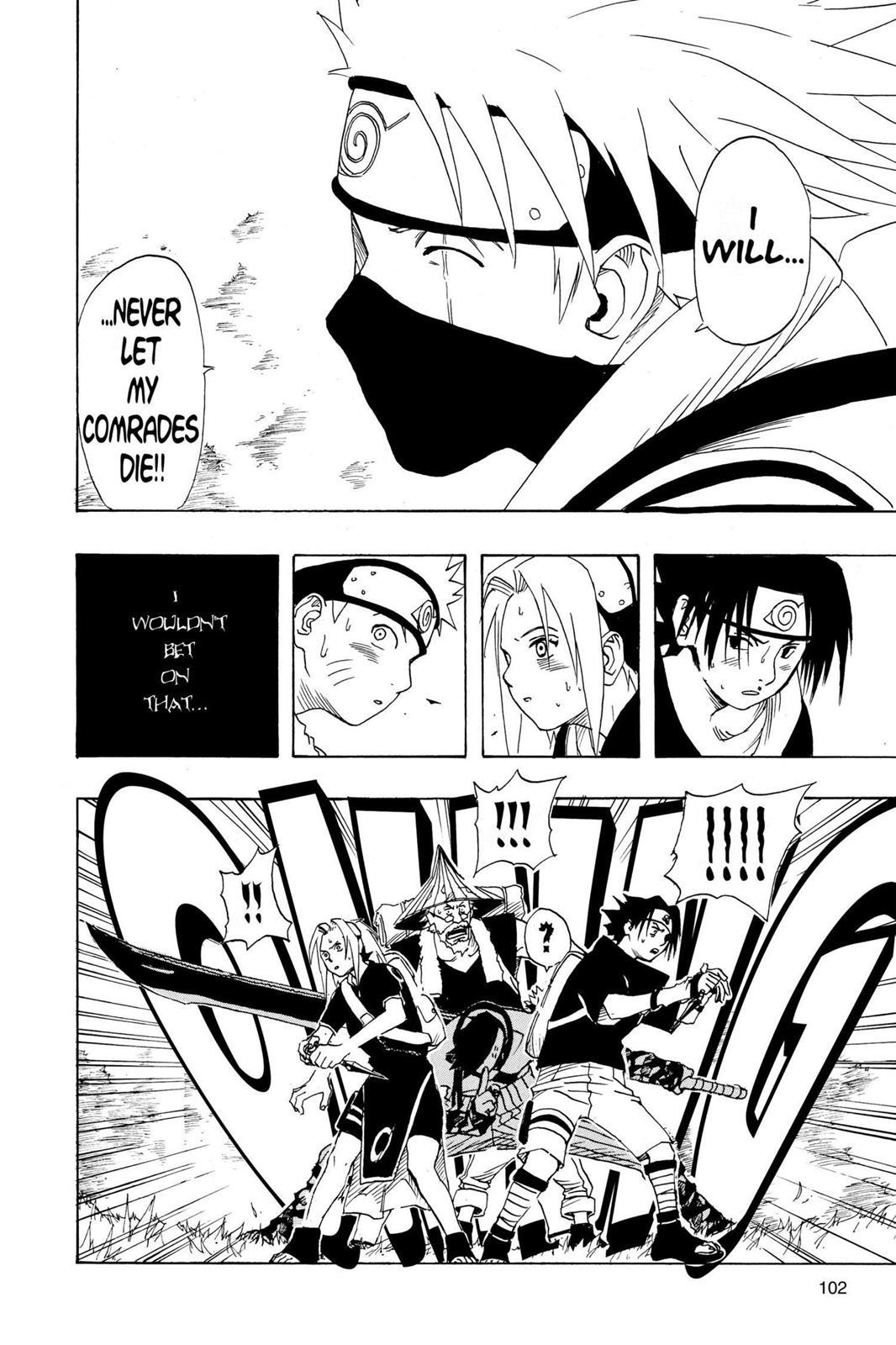 Naruto, Chapter 12 image 014