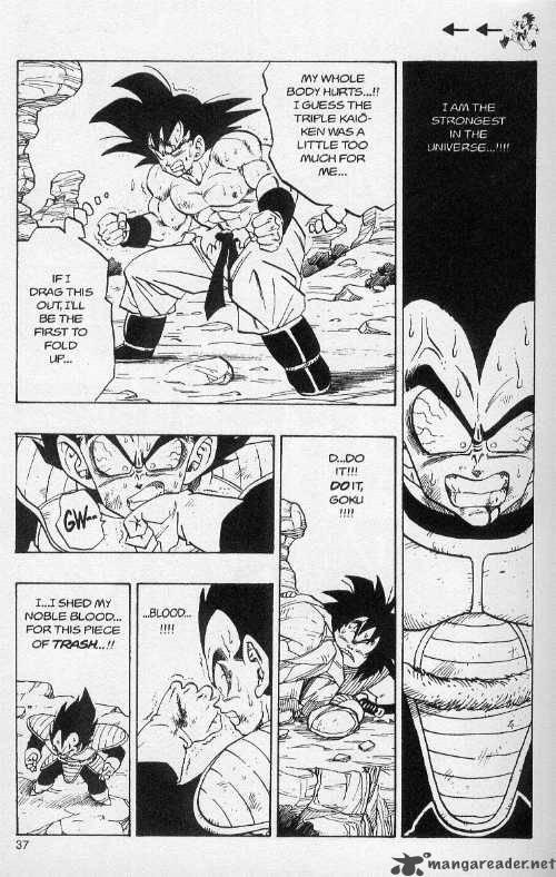 Dragon Ball, Chapter 231 image 007