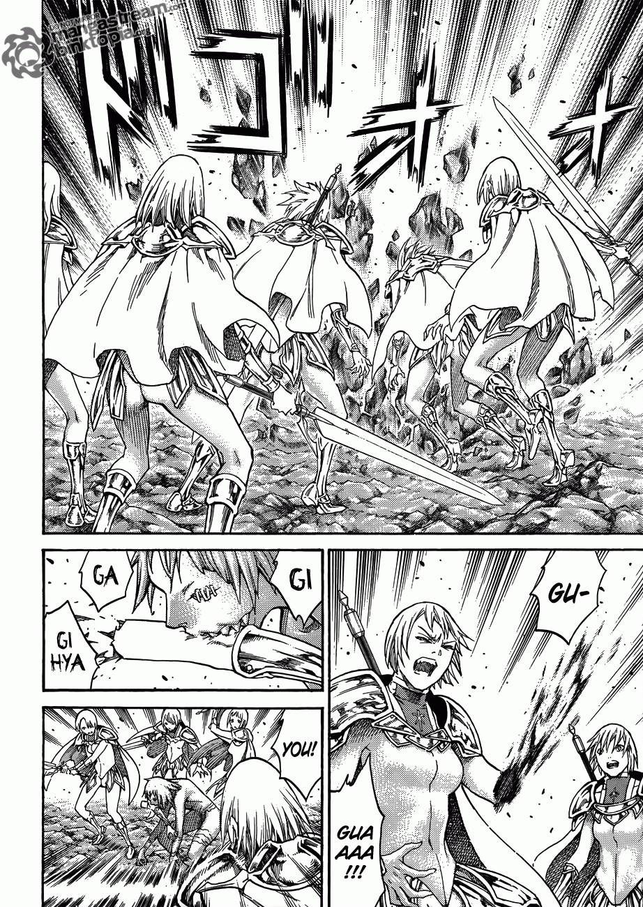 Claymore, Chapter 114 image 021