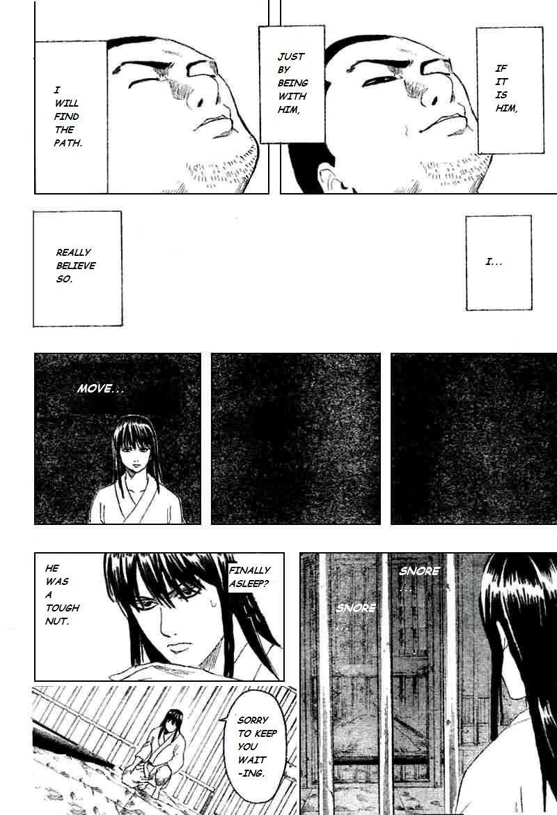 Gintama Chapter, 194 image 016