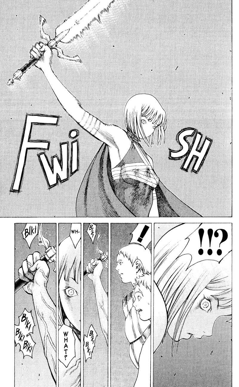 Claymore, Chapter 11 image 010